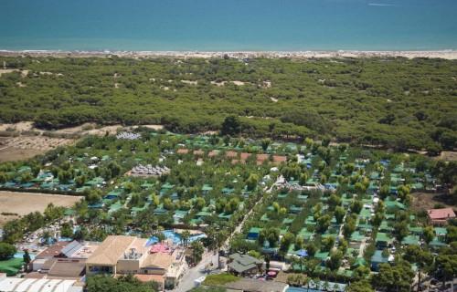 costa blanca santa pola camping internacional la marina panoramica