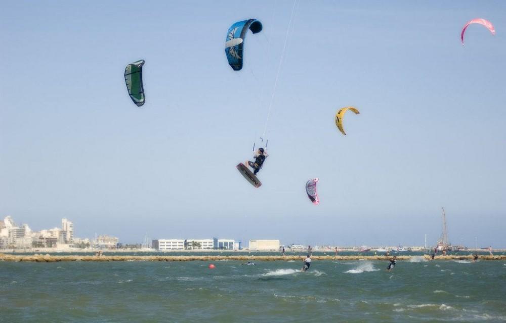costa blanca santa pola kitesurf grupo de aficionados