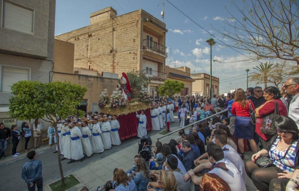 costa blanca semana santa crevillente procesion calles del pueblo