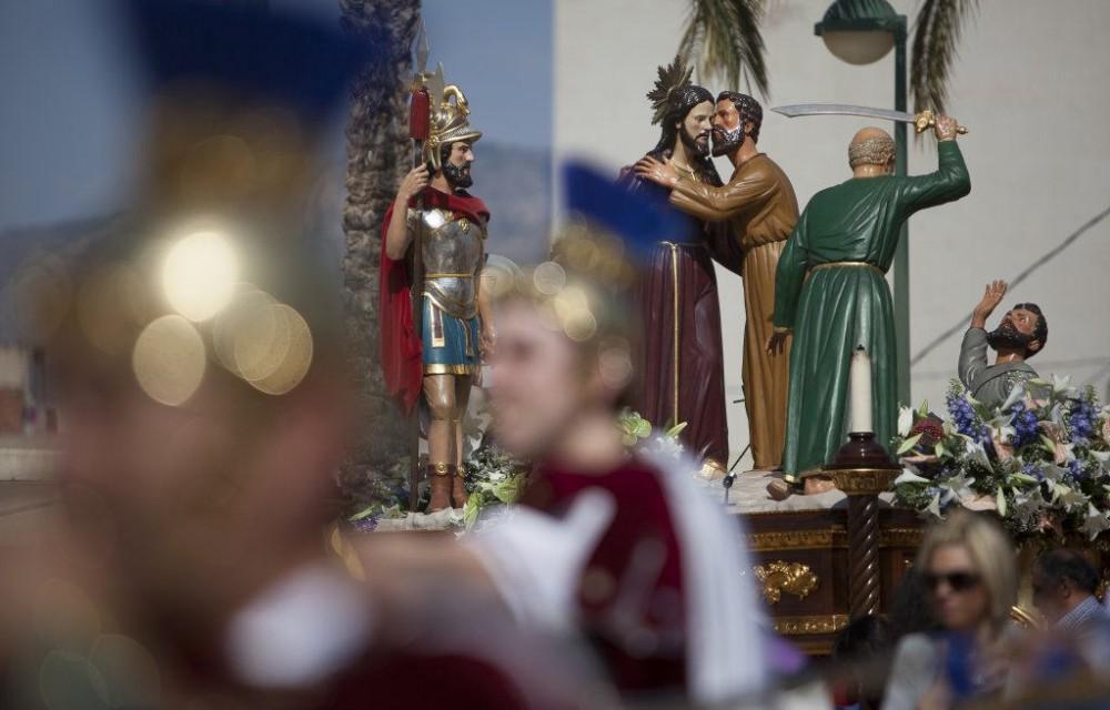 costa blanca semana santa crevillente procesion nazarena