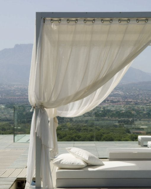 costa blanca sha wellness cama terraza y vistas increibles