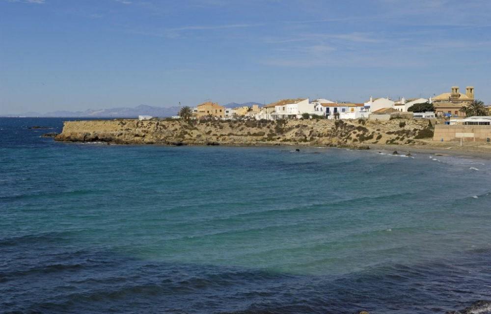 costa blanca tabarca playa soleada