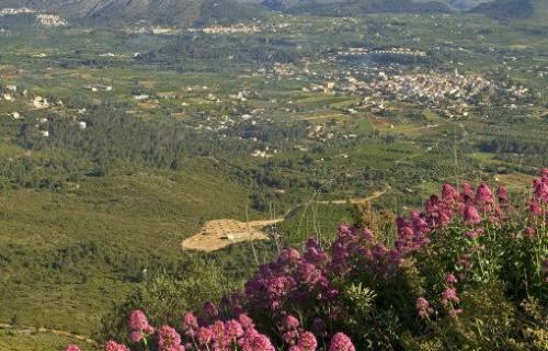 COSTA BLANCA MARINA BAJA Vall de LAGUAR