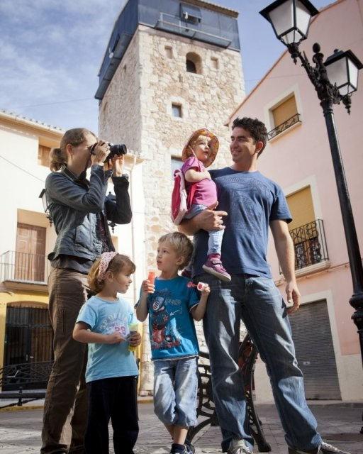 costa blanca valle del pop familia de turismo en murla