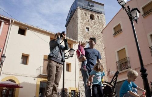 COSTA BLANCA VALL DE POP MURLA madre que hace fotos a la familia