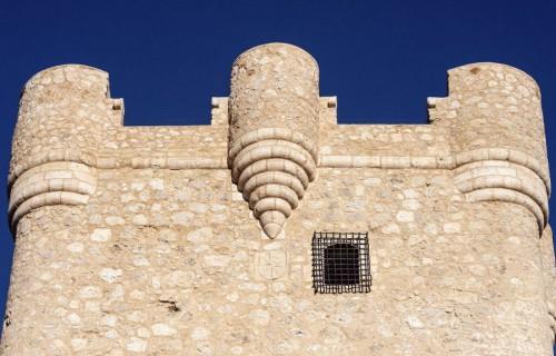 COSTA BLANCA VILLENA la torreta del castillo