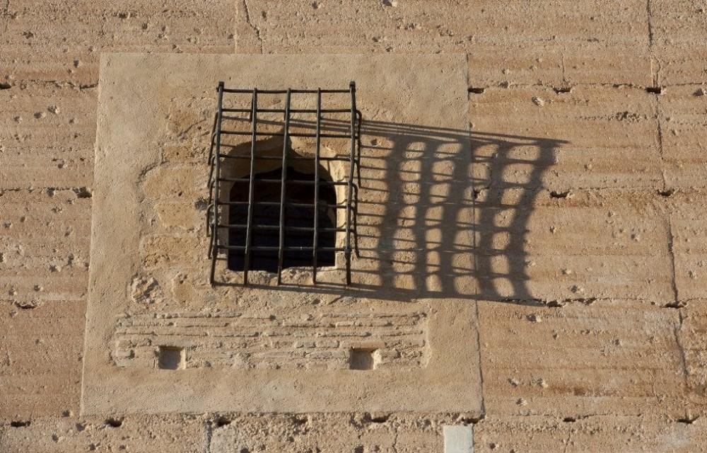 costa blanca villena ventana de hierro castillo