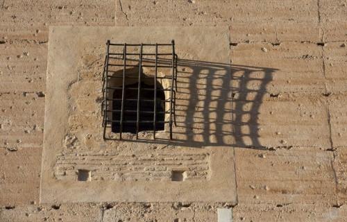COSTA BLANCA VILLENA ventana de hierro del castillo