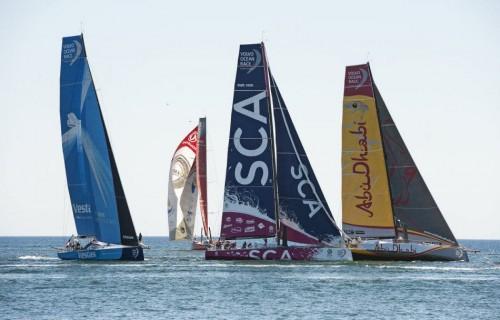 COSTA BLANCA ALICANTE VOLVO OCEAN RACE Regata MedCup