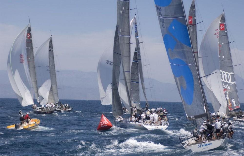 costa blanca volvo ocean race regata apasionante