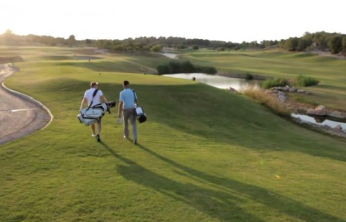 Costa Blanca marca Golf (Inglés)