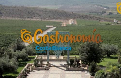 Costa Blanca Gastronomía marca FITUR