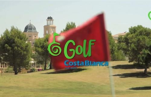 Costa Blanca Golf marca FITUR