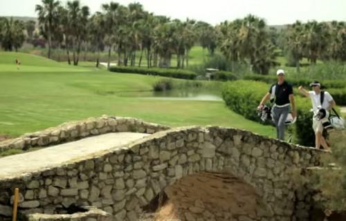 Costa Blanca marca Golf (3:52) (Inglés)