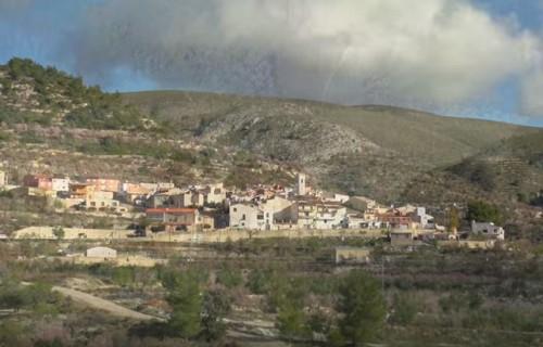 Balones. Alicante pueblo a pueblo