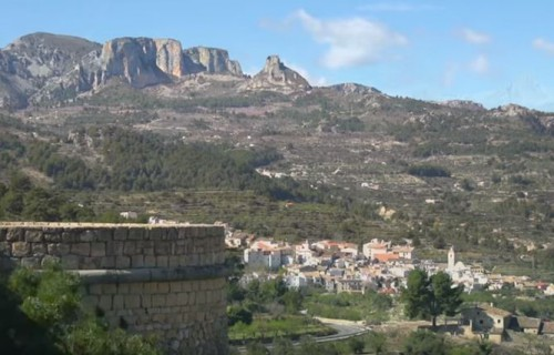 Benimantell. Alicante pueblo a pueblo