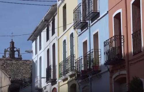 pueblo ebo alicante costablanca